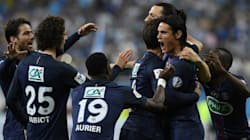 Le PSG remporte la Coupe de France en battant l'OM