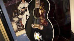 La guitare fétiche d'Elvis vendue aux