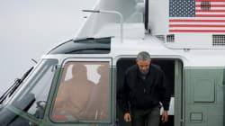 Rumbo al este: Obama inicia su histórica gira