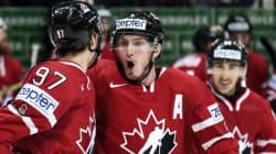 L'or pour le Canada au Mondial de