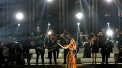Voyez un extrait de la performance émouvante de Céline aux BBMAs