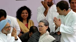 Is Prashant Kishor Helping Congress Relaunch Rahul
