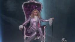 Madonna vivement critiquée après son hommage à