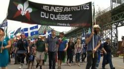 La marche des patriotes réunit des centaines de personnes à