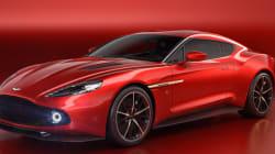 Un concept spectaculaire signé Aston Martin