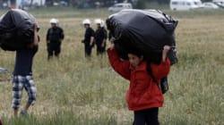 Migrants: la police entame l'évacuation du camp d'Idomeni
