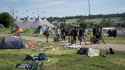 Le festival de Glastonbury condamné pour avoir pollué un cours