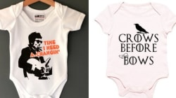 Funny Baby Onesies That Alleviate Sleepless Nights... Sort