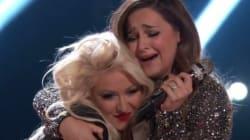 Christina Aguilera a enfin gagné