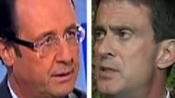 Valls (version 2016) contredit Hollande (version 2010) sur le rôle des