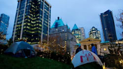 Occupy Vancouver Picks Up the
