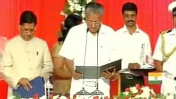 Pinarayi Vijayan Takes Over As The New Kerala Chief