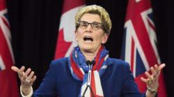 Premier Wynne Making Life Harder For Ontario