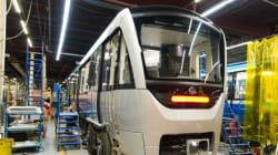 Un nouveau train AZUR chaque mois dans le métro de