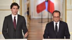 Combat contre l'État islamique: Canada vs France, deux