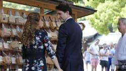 Justin Trudeau en congé pour célébrer l'anniversaire de son