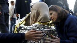 Une femme secourue en Méditerranée accouche sur le navire qui l'a
