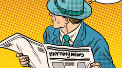 Journée BD au Huffington Post Québec