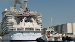 Trois nouveaux paquebots pré-commandés au chantier naval STX de