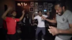 WATCH: Chris Gayle Learns Bhangra Moves From RCB Teammates And Completely Owns
