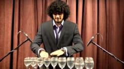 This Guy's Glass Harp Cover Of 'Roop Tera Mastana' Will Make Your