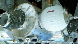 La pièce gonflable de la station spatiale internationale ne s'est pas