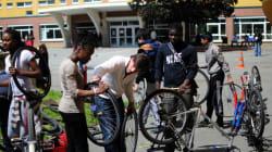 Des cités à la plage, mes voyages à vélo entre profs et élèves pour apprendre à vivre