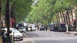 Un homme fiché S maîtrisé par la police alors qu'il refusait d'être hospitalisé