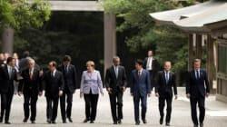 Le sommet du G7 s'est ouvert au Japon