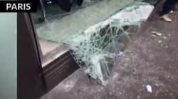 Les images des affrontements vus des réseaux