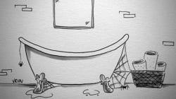 Atteint de sclérose en plaques, il lance une campagne de sociofinancement pour se laver en