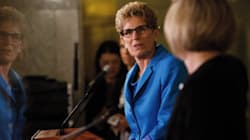 Wynne Ridiculed By Wildrose Party During Visit To Alberta