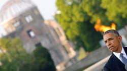オバマ大統領が広島を訪問 原爆慰霊碑に献花(テキスト中継)