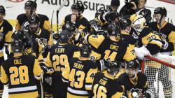 Les Penguins rejoignent les Sharks en