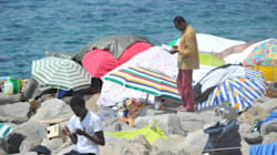 Ventimiglia, sgombero forzato dei migranti dalla