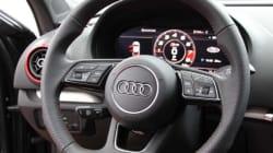 Audi A3 et S3 2017: les changements sont à l'intérieur