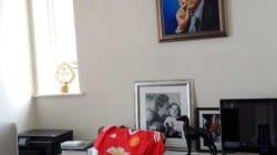 Mourinho a-t-il un portrait de lui-même dans son