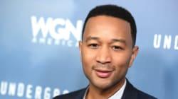 Whoa! John Legend Looks Just Like His