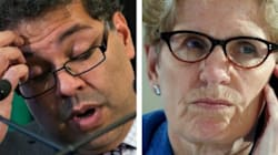 Nenshi Apologizes To Wynne Over 'Childish' Ridiculing By