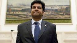 Former MP Rahim Jaffer Broke Lobbying