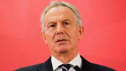 Tony Blair a rencontré le gendre de Trump pour une