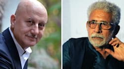 Naseeruddin Shah Says He Never Made Kashmiri Pandit Comment Which Pissed Anupam Kher