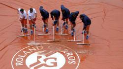 Coupure de courant à Roland-Garros, le monde entier privé