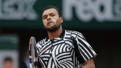 Jo-Wilfried Tsonga abandonne Roland-Garros sur