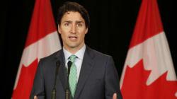 Trudeau estime avoir amélioré le sort de la classe moyenne au
