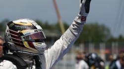 Hamilton remporte le Grand Prix de