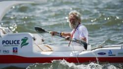Parti de New York en kayak, il veut arriver à Lisbonne pour ses 70