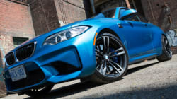 Essai routier BMW M2 2016: la petite bombe