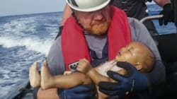 Une ONG allemande diffuse la photo d'un enfant migrant noyé pour alerter l'UE