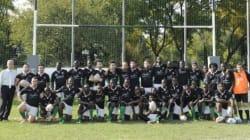 Da Lampedusa al campionato di rugby, la storia di una squadra di